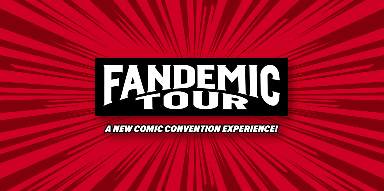 Fandemic Tour logo